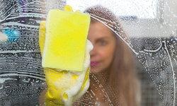 เทคนิคทำความสะอาดหน้าต่างกระจกบ้านให้ใส-สะอาด