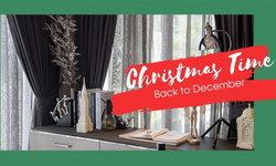 ถึงเวลาคริสต์มาส เติมกลิ่นอายแห่งความสุขให้อบอวล