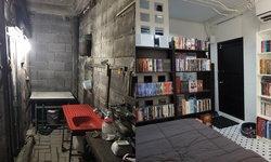 รีโนเวทห้องพักครูเก่า (สุดโหด) ให้เป็นห้องใหม่สุดเท่ เปลี่ยนไปจนแทบจำไม่ได้