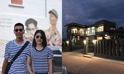 """1 ปีสร้างบ้าน 1 ปีพิสูจน์ความรัก """"คู่รักสร้างบ้าน"""" ทำเองทุกอย่าง เครียดแต่สุข"""