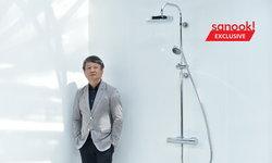 """""""นาโอโตะ ฟูกาซาว่า"""" กับ """"OVAL"""" ผลิตภัณฑ์ห้องน้ำที่เกิดจากรูปทรงวงรี ทำงานร่วมกับพฤติกรรมมนุษย์"""