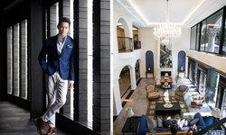 """คฤหาสน์หรูที่เปลี่ยนเป็น """"The Manor Studio"""" สตูดิโอสุดสวยของตระกูล """"กรณ์ ณรงค์เดช"""""""