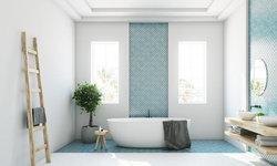ปูกระเบื้องห้องน้ำประเภทไหนทำความสะอาดง่ายที่สุด