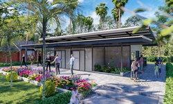 แบบห้องน้ำสาธารณะ 18 ห้อง ฟังก์ชันเรียบง่าย และครบครัน สำหรับพื้นที่ธุรกิจขนาดกลางถึงขนาดใหญ่