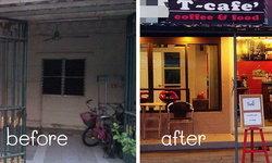 "Review :เปลี่ยนบ้านจัดสรรให้กลายเป็น ""ร้านกาแฟ"" ในสไตล์ที่เรียบง่าย เข้าถึงได้ทุกวัย"