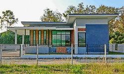 บ้านชั้นเดียวแนวโมเดิร์นลอฟท์ แฝงไปด้วยความดิบเท่ 3 ห้องนอน 2 ห้องน้ำ พื้นที่ใช้สอย 129 ตร.ม.