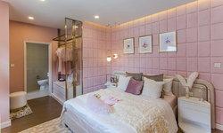 ห้องนอนสีหวานกับเดือนแห่งความรัก