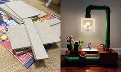 "DIY ชวนทำ ""โคมไฟมาริโอ้"" ต่อยอดความคิดสร้างสรรค์จากตัวการ์ตูนในเกมสุดโปรด"