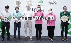 The Forestias by MQDC เปิดโครงการ 'Forest for Life สร้างป่าสร้างชีวิต' มอบเงินช่วยผู้ประสบปัญหาโควิด 1,000 ครอบครัว