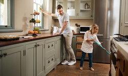 """ออกแบบ """"ห้องครัว"""" อย่างไรให้เป็นมิตร และปลอดภัยสำหรับ """"เด็ก"""""""