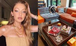 """""""Gigi Hadid"""" แชร์ไอเดียแต่งอะพาร์ทเมนต์สุดหรูในนิวยอร์ก สมค่า """"ไอคอนแฟชั่น"""" แห่งยุค"""