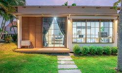 บ้านสำเร็จรูปสไตล์มินิมอล 1 ห้องนอน 1 ห้องน้ำ พื้นที่ใช้สอย 24 ตารางเมตร