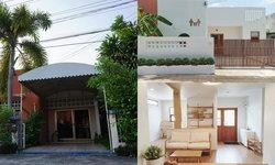 """รีโนเวทบ้านเก่าให้กลายเป็น """"บ้านมินิมัล"""" 1 ห้องนอน 1 ห้องน้ำ ภายใต้งบประมาณที่เอื้อมถึง"""