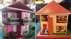 แบบบ้านกงเต็ก บ้านทิพย์เพื่อผู้วายชนม์ หรูแค่ไหน มีหลักร้อยก็ซื้อได้