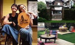 """สองเชฟสาว MasterChef Thailand เปลี่ยนบ้านไม้เก่าเป็น """"บ้านลลิณ"""" คาเฟ่สไตล์ไทย"""
