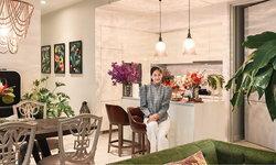 ไอเดียแต่งบ้านและห้องครัวสไตล์ Tropical Glam ของอวน-วยา