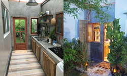 """พาชมไอเดีย """"ครัวบ้าน ๆ ที่ออกแบบเอง"""" ห้องครัวที่ได้ความสวยงามและฟังก์ชันที่ตรงใจ"""