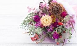 เทคนิคการทำดอกไม้แห้งให้สวยและคงสีสันตามธรรมชาติจากคนญี่ปุ่น