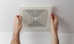 วิธีทำความสะอาดพัดลมดูดอากาศในห้องน้ำ ใช้เวลาเพียง 20 นาทีเท่านั้น