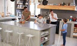 6 วิธีเนรมิตห้องครัวอย่างไรให้กลายเป็นสวรรค์ของเด็กๆ