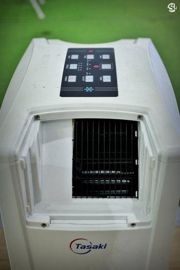 แอร์เคลื่อนที่ TASAKI PCC-09U1R2 ขนาด 9000 BTU