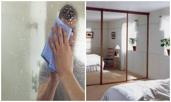 การเลือกใช้กระจกให้เข้ากับบ้าน และวิธีการดูแลรักษา