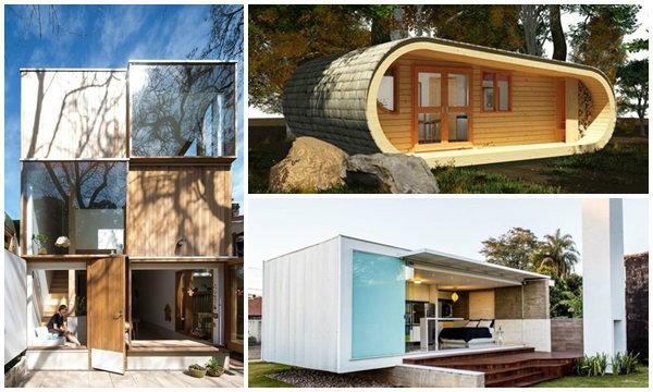 แบบบ้าน Modular บ้านสำเร็จรูป สำหรับคนรุ่นใหม่
