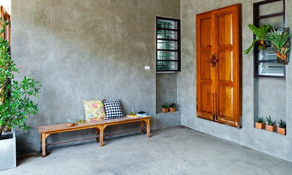 เพิ่มบรรยากาศให้บ้านในแบบดิบๆ กับลุคง่ายๆ สไตล์ Cement Nature