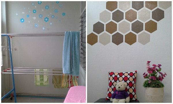 เปลี่ยนห้องตากผ้า เป็นห้องนั่งเล่นแบบทำเองทุกขั้นตอน