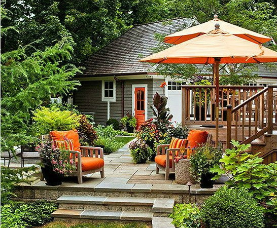 หลักการปลูกต้นไม้ให้บ้านเย็น แบบไม่ต้องพึ่งเครื่องปรับอากาศ