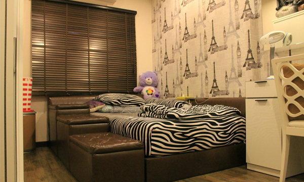 รีวิว ห้องนอนขนาดเล็กของเด็กม.ปลาย