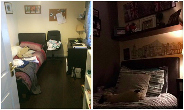 กระทู้พาชม : ตกแต่งห้องนอนวัยรุ่นแคบๆ แบบตามใจตัวเอง