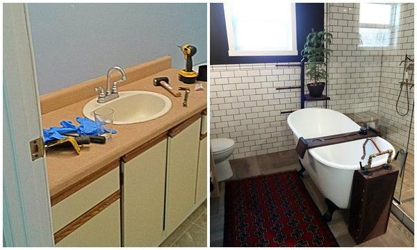 """เปลี่ยน """"ห้องน้ำ"""" รุ่นป้า เป็น """"ห้องน้ำ"""" รุ่นใหม่ น่าใช้ขึ้นเยอะ"""