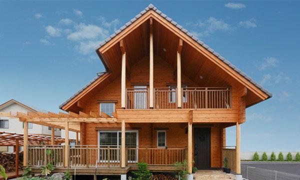 30 บ้านไม้ 2 ชั้นสไตล์ญี่ปุ่น Japanese House