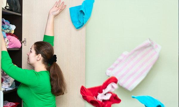 สุดยอด 10 เคล็ดลับ จัดเก็บเสื้อผ้าที่คุณผู้หญิงต้องใส่ใจ