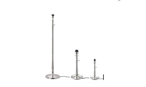 อิเกีย (IKEA) เรียกคืนฐานโคมไฟ รุ่น GOTHEM/โกเธม