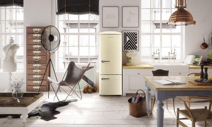 เฮเฟเล่ ชวนหลงใหลมนต์เสน่ห์ย้อนยุค กับตู้เย็น 2 ประตูสุดคลาสสิค