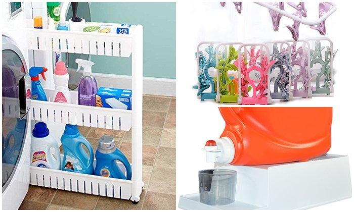10 อุปกรณ์จัดระเบียบการซักรีดผ้าช่วยทำให้ชีวิตง่ายขึ้น