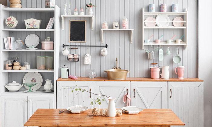 8 เหตุผลที่ควรเลือกชั้นวางของแบบเปิดโล่งในห้องครัว