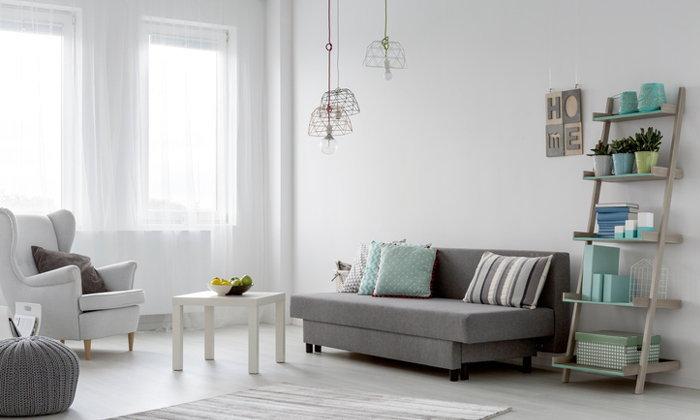 4 วิธีขยายห้องเล็กให้ดูกว้าง ใช้ชีวิตในบ้านหลังน้อยแบบไม่อึดอัด