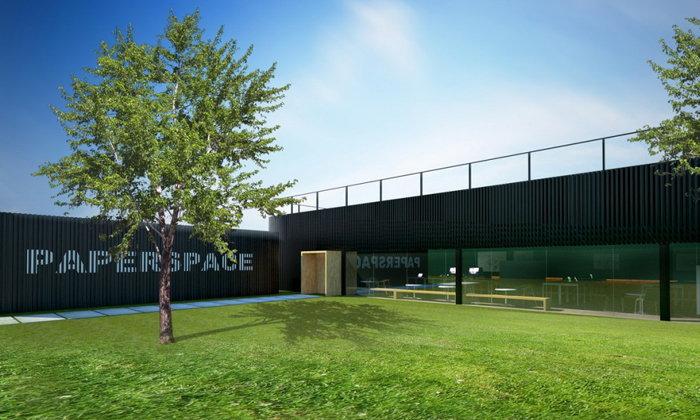 Paperspace คอมมูนิตี้มิติใหม่ฝีมือสถาปนิกไทย