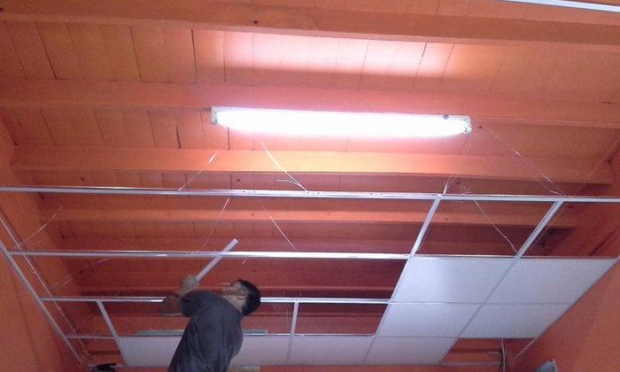 จะสร้างบ้านต้องรู้ ประเภทของฝ้าเพดานแบบไหนเหมาะกับบ้านที่สุด