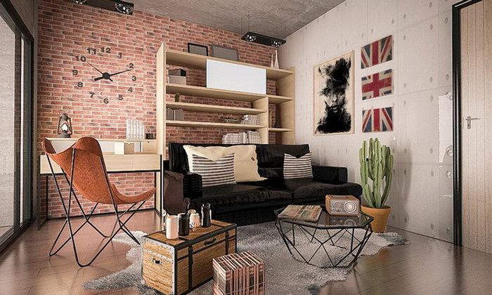 """แชร์ไอเดีย """"แต่งบ้านสไตล์ลอฟท์"""" สวยดิบแบบเรียบง่าย ออกแบบโดยมัณฑนากรมืออาชีพ"""