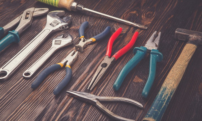 เครื่องมือช่าง อุปกรณ์ซ่อมแซมพื้นฐานที่จำเป็นควรมีติดบ้าน