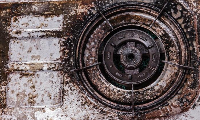 เคล็ดลับการขจัดคราบมันในห้องครัวให้สะอาดหมดจด