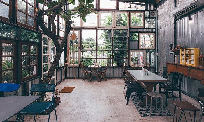 ไอเดียบ้านสวยสไตล์ Industrial Loft สวย เท่ อยู่สบาย