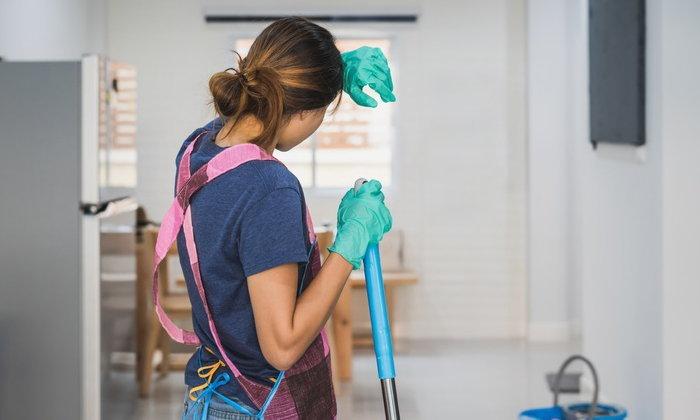 4 นิสัยทำความสะอาดห้องครัว ที่ไม่แนะนำให้ทำ