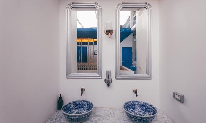 9 ไอเทมสร้างบรรยากาศห้องน้ำให้น่าใช้งาน