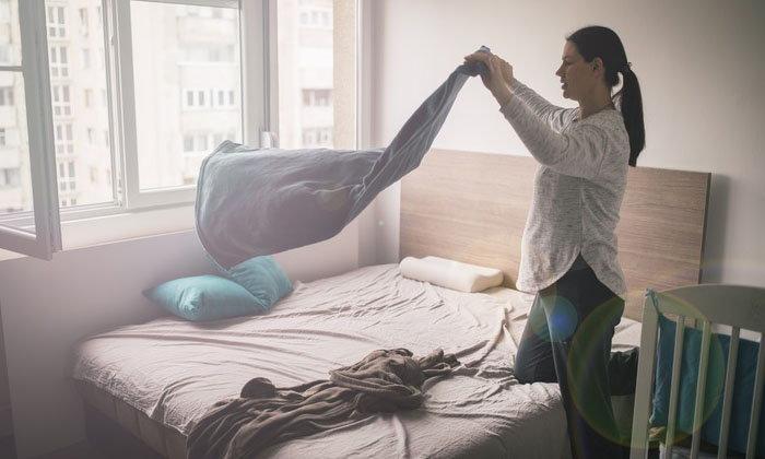 ไม่แนะนำ วิธีทำความสะอาดห้องนอนแบบผิดๆ ที่ควรเลิก