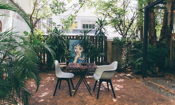 สร้างบรรยากาศแห่งความสุขในสวนหลังบ้าน
